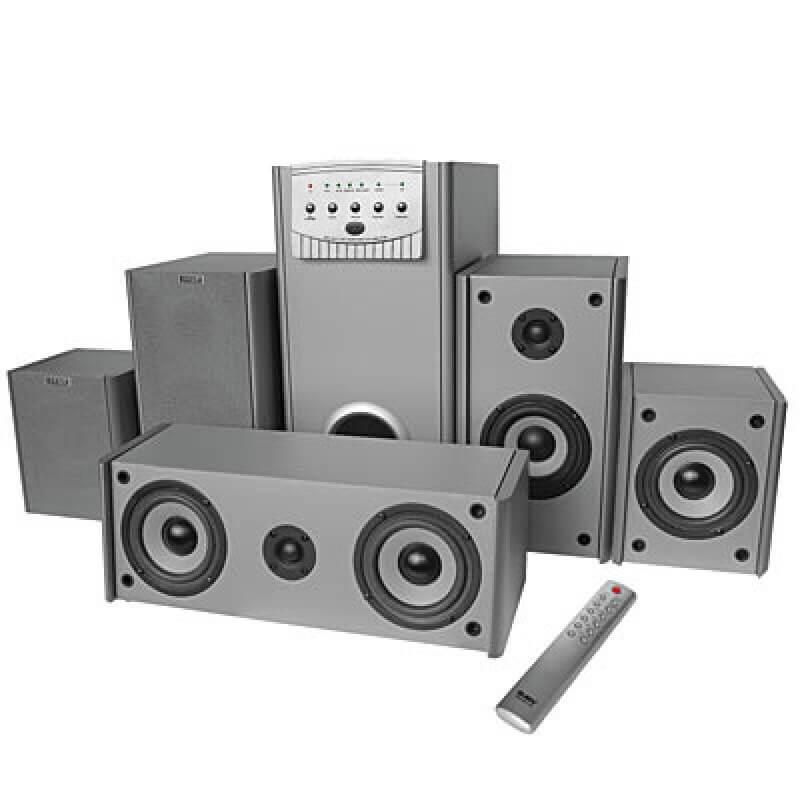 sven 5.1 акустическая система