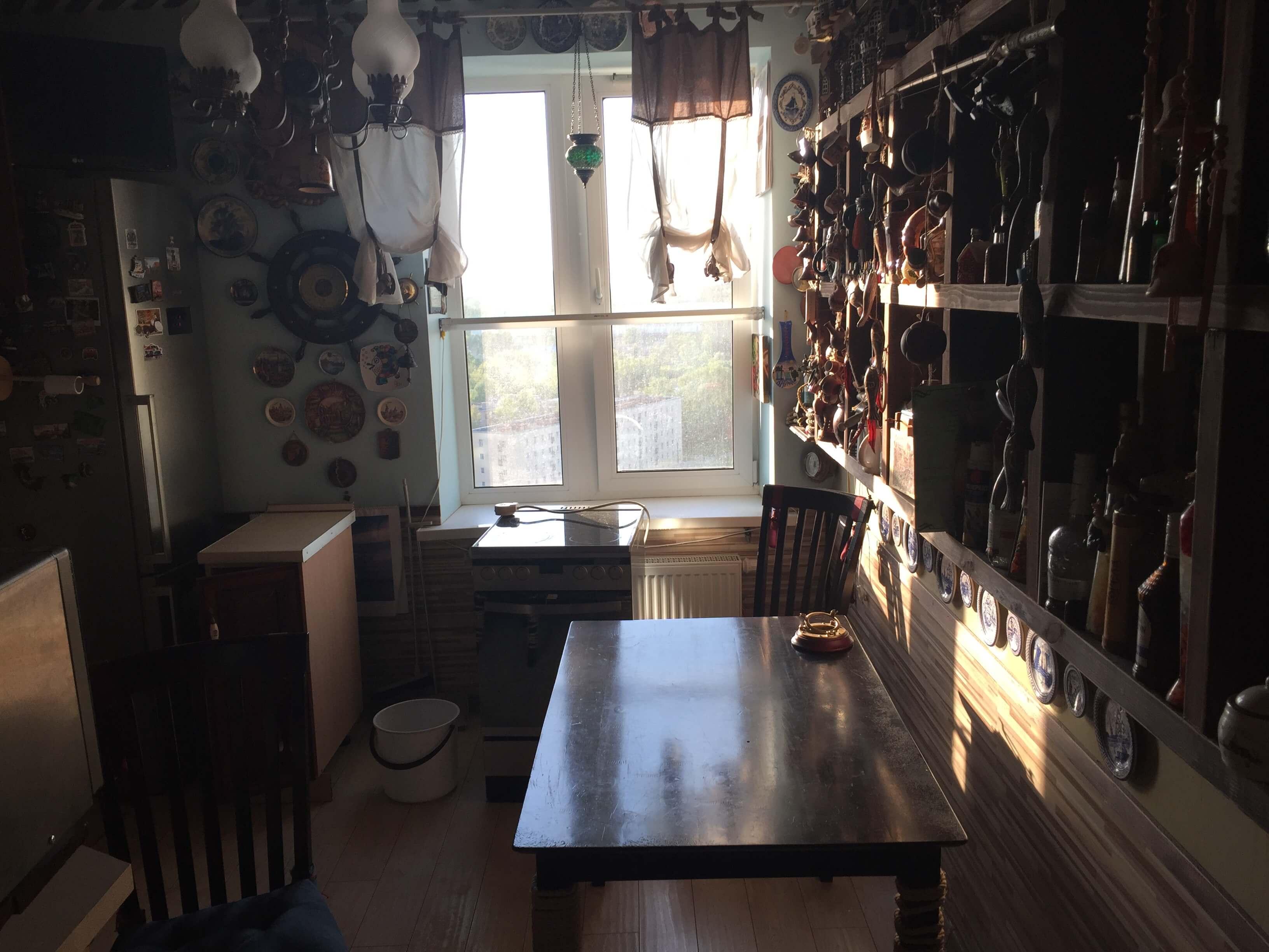 уничтожение тараканов на кухне метро Обухово